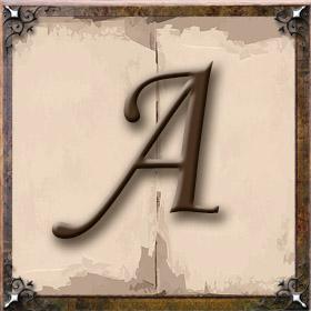 Имена на букву А